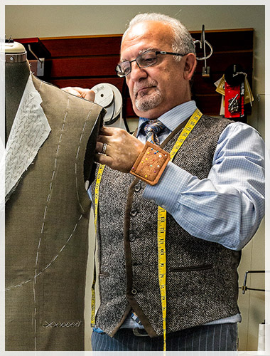 Master Rudolf Tailor Green Bay WI